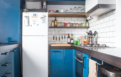 Kitchen of the Week: Into the Blue in Melbourne
