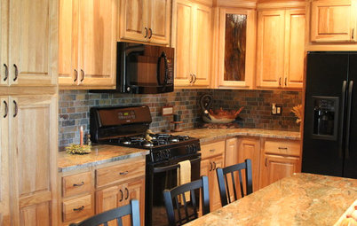 Kitchen Of The Week Kitchen Of The Week Warm Cozy And Autumn