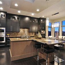 Modern Kitchen by Jordan Lotoski