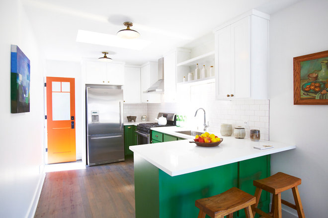 Eclectic Kitchen by Platform
