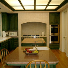 Contemporary Kitchen by The Construction Planner - Melodi Major Design