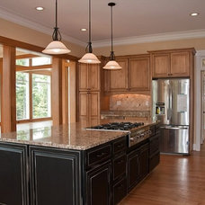 Traditional Kitchen by Amy Hart, Interior Designer