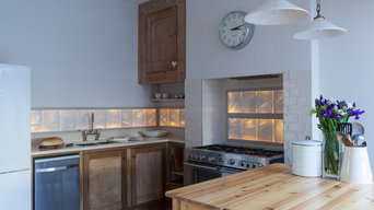 Rising Tide: Kitchen Splashback