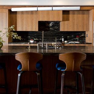 Design ideas for a midcentury kitchen in Philadelphia.
