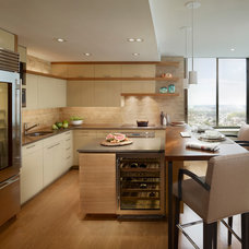 Contemporary Kitchen by Shay Construction, Inc.