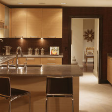 Contemporary Kitchen by Patrick Sutton Associates