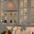English Tudor Estate Traditional Kitchen Oklahoma