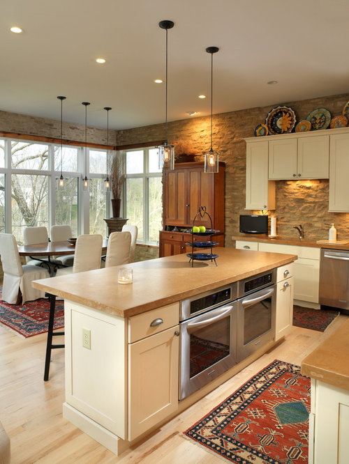 Side By Side Double Ovens Houzz