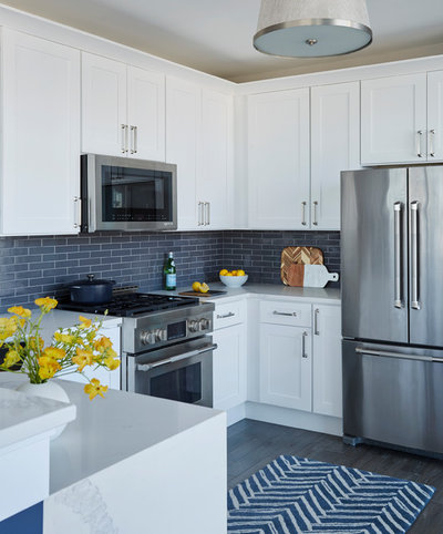 9 Places To Put The Microwave In Your Kitchen