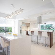 Contemporary Kitchen by Kitchen & Bath Concepts