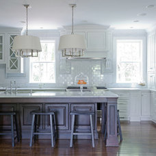 Traditional Kitchen by Red Leaf Interiors, LLC