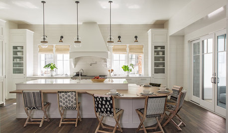 Picture Perfect: 50 Kitchen Islands From Perth to Paris