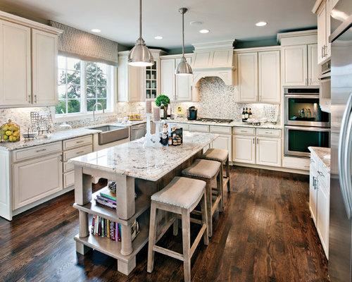 Silver Silk Granite Home Design Ideas Pictures Remodel