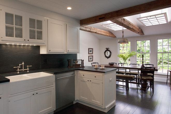 Farmhouse Kitchen by Sullivan Building & Design Group