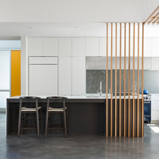 Midcentury Kitchen by Tim Cuppett Architects