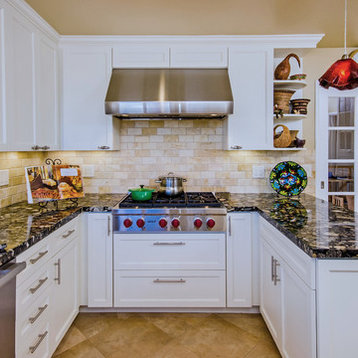 River In Kitchen Design Ideas, Remodels & Photos with ...