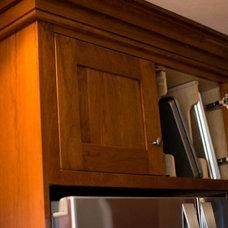 Traditional Kitchen by Kitchen & Bath Details