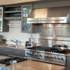 Contemporary Kitchen by RiverBend & Company