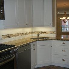 Traditional Kitchen by David J. Design Inc.