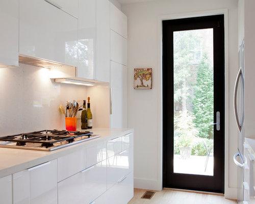 High Gloss Cabinet Door | Houzz