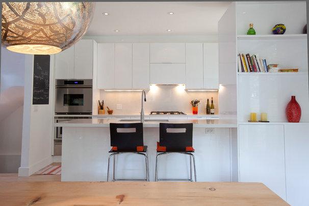 Modern Kitchen by post Architecture