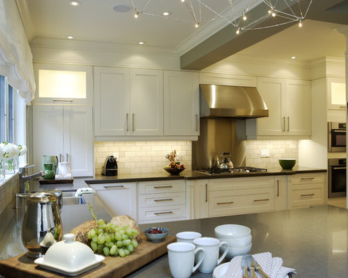 Kitchen Backsplash Neutral kitchen backsplash neutral photos kitchens peter feinmann on