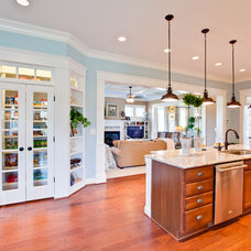 Traditional Kitchen by Stephen Alexander Homes & Neighborhoods