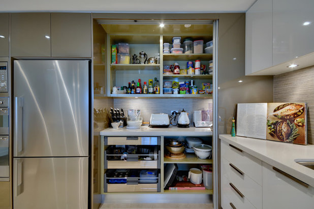 Contemporary Kitchen by Kim Duffin for Sublime Luxury Kitchens & Bathrooms