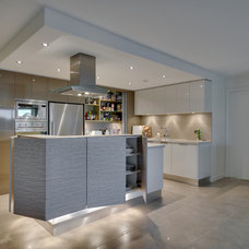 Contemporary Kitchen by Kim Duffin for Sublime Architectural Interiors