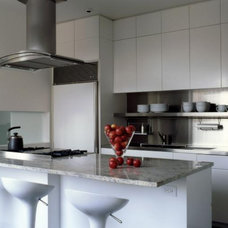Contemporary Kitchen by Peter Tow