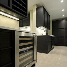 Modern Kitchen by nC2 architecture llc
