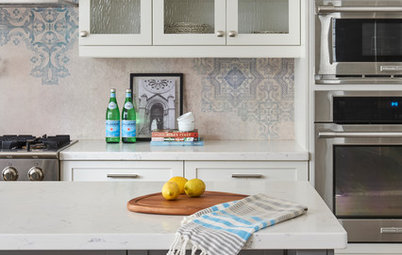 Kitchen of the Week: More Than Just White and Gray