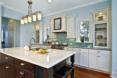 eclectic kitchen cabinets which blue goes well with kitchen cabinets 3519