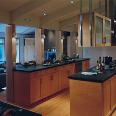 Contemporary Kitchen by mark gerwing