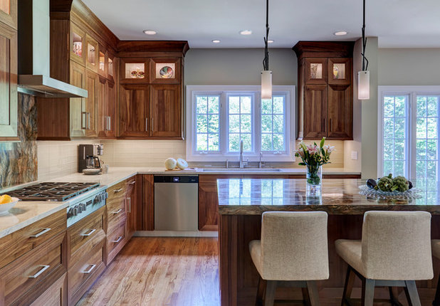 Kitchen by Lenore Weiss Studios, LLC