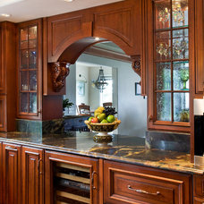 Traditional Kitchen by Rizzo & Company