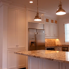 Traditional Kitchen by RJ Elder Design