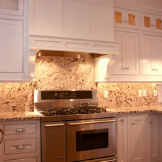 Traditional Kitchen by RJ Elder Design