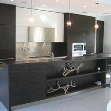 Contemporary Kitchen by Switch Modern