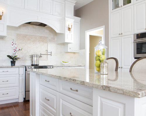 Colonial White Granite Design Ideas Remodel Pictures – White Granite Kitchen