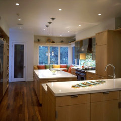 contemporary kitchen by McKinney York Architects