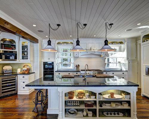 Robert Clark Flooring : Rustic Storage Island Home Design Ideas ...