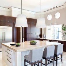 Contemporary Kitchen by Cabinets By Design