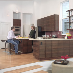 contemporary kitchen by Steve Zagorski, Architect