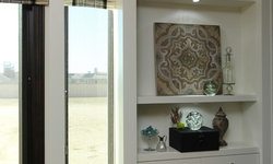Robeson Design Painted Built-In Storage Solutions