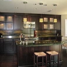 Contemporary Kitchen by Robin Denker Designs, Lifestyle Kitchens & Baths