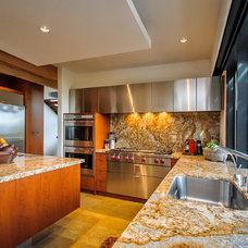 Modern Kitchen by Dennis Mayer, Photographer