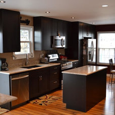 Contemporary Kitchen by Cabinets 4U, Inc.