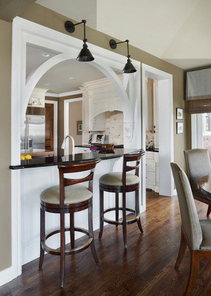 Traditional Kitchen by Lindsey Neumann