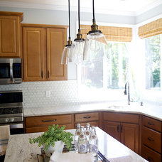 Traditional Kitchen by Abby M. Interiors